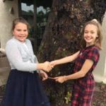 Aurora hands the gavel to Kalaya.