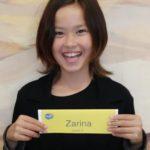 Zarina hits Level II