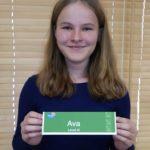 Ava reaches Level III